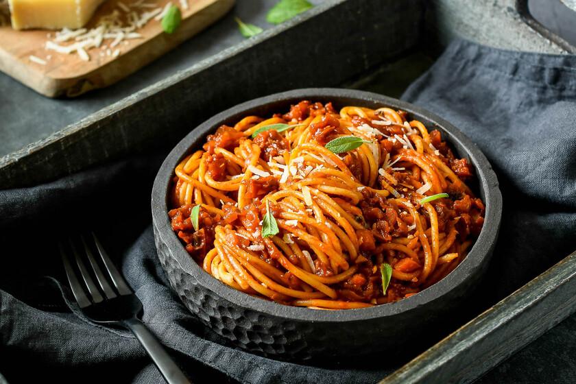 Espagueti al 'sugo finto': el plato de pasta vegano, típico de la Toscana, que hará que olvides la boloñesa