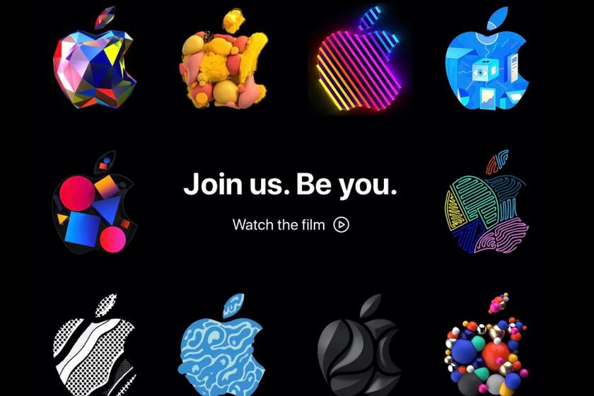 Apple renueva el sitio web de empleos con un nuevo diseño y vídeo con logotipos animados