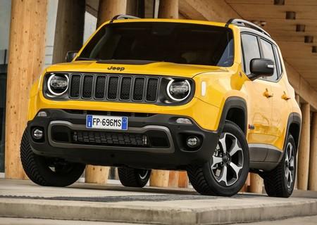 El Jeep Renegade se volverá híbrido enchufable para 2020