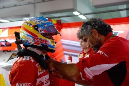 Fernando Alonso critica las promesas de Ferrari