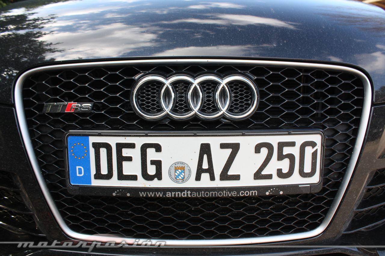Foto de Goodyear Eagle F1: Audi TT RS, Audi A7 y Mercedes CLS (7/79)