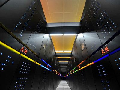 Japón quiere ganar a China contruyendo el supercomputador más rápido del mundo