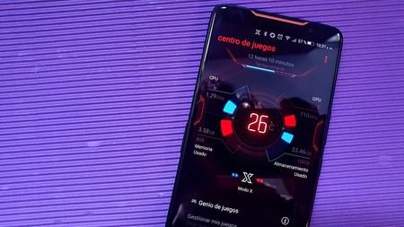 Asus Rog Phone Analisis Mexico Centro Juegos