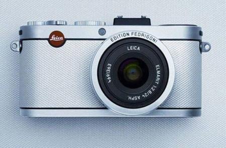 ¿Una cámara hecha de papel? ¡Existe! Es la Leica X2 Fedrigoni Edition