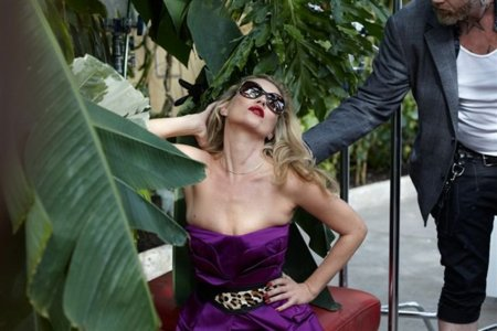 Kate Moss para Vogue Eyewear