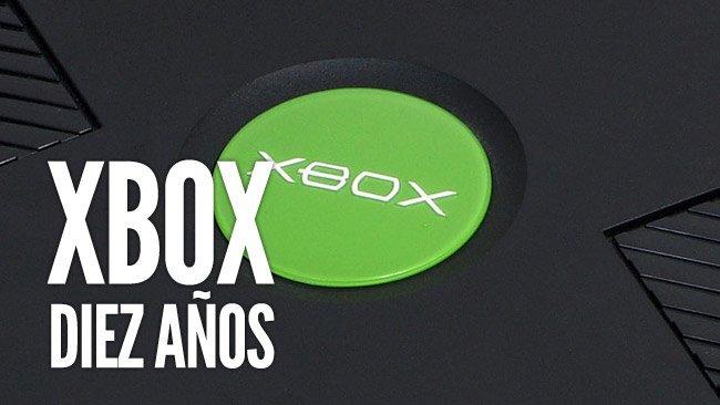 Xbox Aniversario