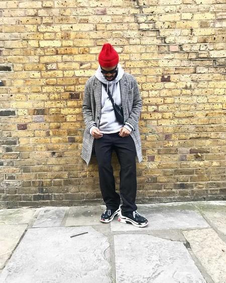 El Primer Dia De La Semana De La Moda De Londres Nos Presenta Fabulosos Looks Para Desafiar El Invierno 07