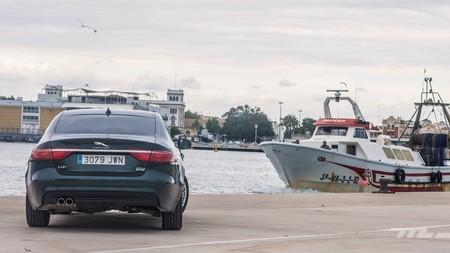 Jaguar Xf 2017 Prueba 043