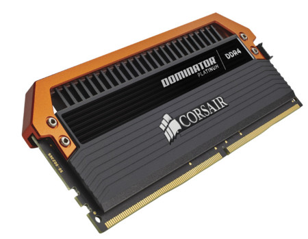 Corsair Dominator Platinum Orange