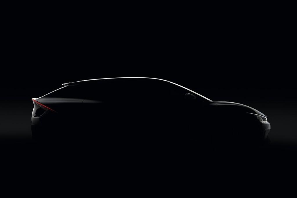 El Kia EV6 se deja ver (un poco):  este SUV 100% eléctrico promete carga a 800 V y una autonomía que ronda los 500 km