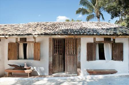 Maravillosa casa en la playa de estilo rústico