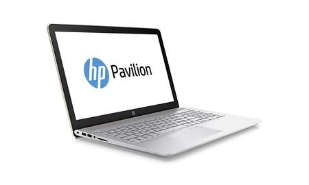 Potencia y ligereza por más de 200 euros menos hoy, con el HP Pavilion 15-cc5142ns en Amazon