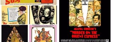 El mayor misterio de Agatha Christie está en el cine: sólo dos películas están a altura de su genio