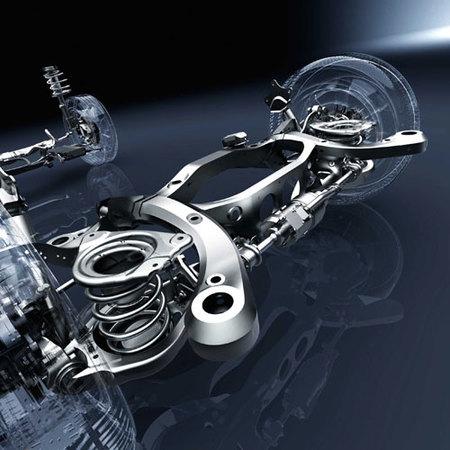 Estabilizadoras activas del Lexus RX 450h