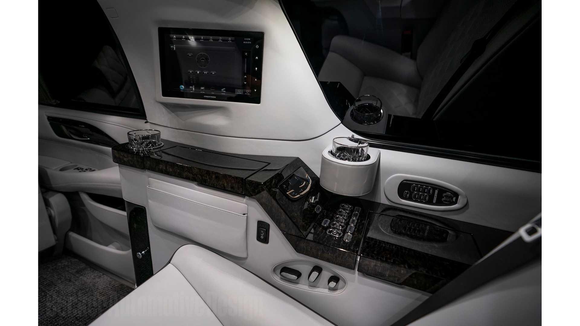 Foto de Cadillac Escalade ESV de Sylvester Stallone (22/23)
