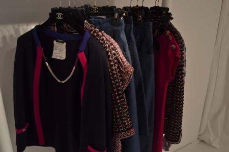 Vaquero Chanel colección Primavera-Verano 2012