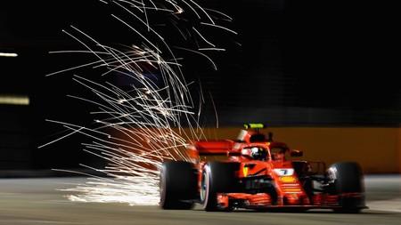 Raikkonen Singapur F1 2018