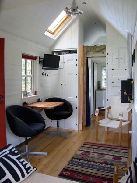 Trailhouse Interior