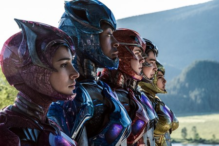 Protagonistas Power Rangers