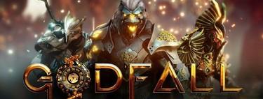 Godfall, un salvaje looter-slasher, será uno de los primeros videojuegos que recibirá PS5 [TGA 2019]