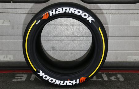 El DTM mejora la identificación de sus neumáticos