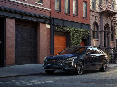 Cadillac planea expandir la Serie V con nuevos modelos, comenzando con el CT6-V