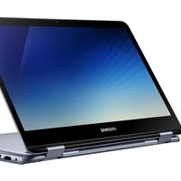 Samsung renueva su Notebook 7 Spin: Intel Core i5 de 8va generación, sensor de huellas y soporte para Active Pen