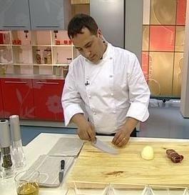 Víctor Marta subcampeón del I Campeonato Internacional de Cocina Iberoamericana