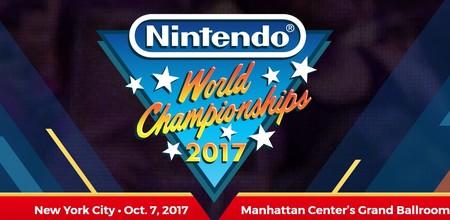 Arrancan los Nintendo World Championships 2017