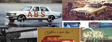 ¿Cuál fue el primero? Estos autos estrenaron sistemas que hoy encuentras en casi todos los coches