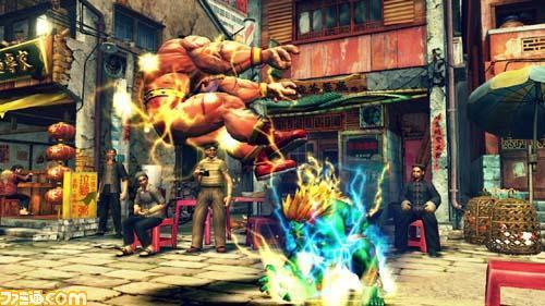 Foto de Street Fighter IV - Famitsu 08012008 (6/45)
