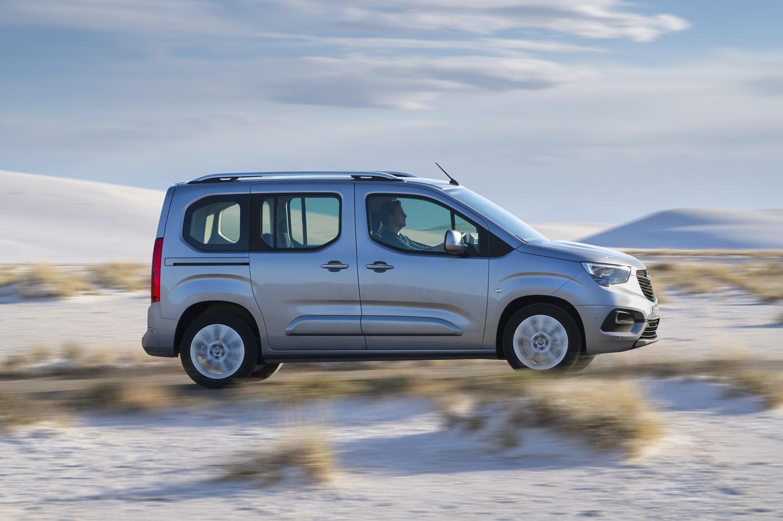 Foto de Opel Combo Life 2018 (42/63)