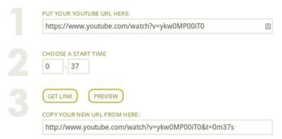 Youtube Time, elige la duración de los vídeos de Youtube