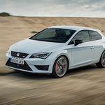 ¡Más fuego a la lumbre! El nuevo SEAT León Cupra tendrá 300 hp y tracción integral