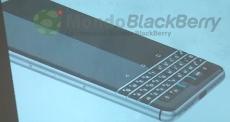 Blackberry Mercury 1q 2017