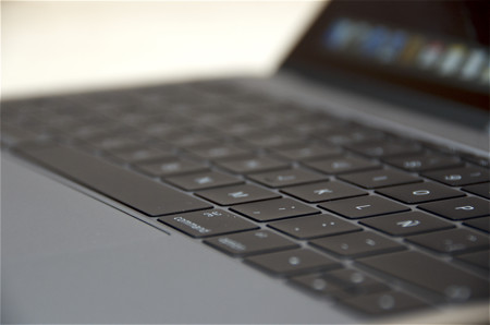 Macbook 2016 Teclado