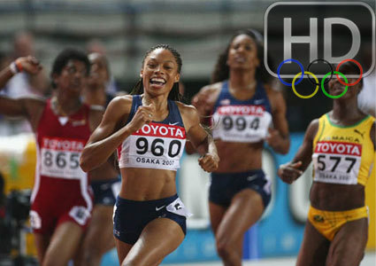 Tendremos Juegos Olímpicos en Alta Definición por TVE