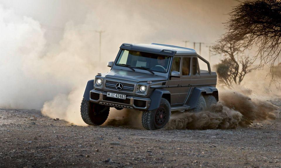 Foto de Mercedes G63 AMG 6x6 (12/13)