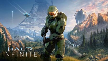 Así es la espectacular portada de Halo Infinite