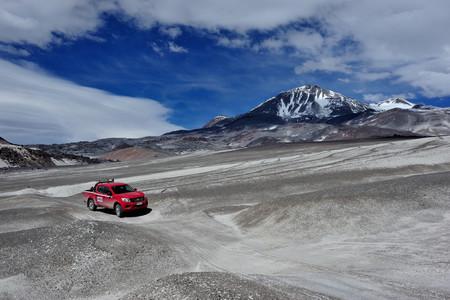 Nevado Ojos del Salado, el volcán más alto del mundo