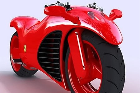 Moto Ferrari