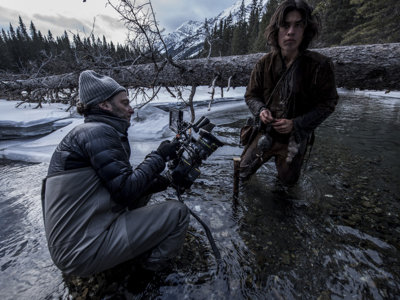 Oscars 2016 | Emmanuel Lubezki hace historia con el premio a la fotografía por 'El renacido'