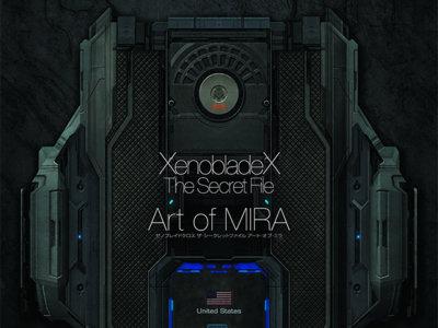 El mejor regalo de Navidad para un fanático, el libro de Xenoblade Chronicles X: The Secret File Art of Mira se pondrá a la venta este mes en Japón