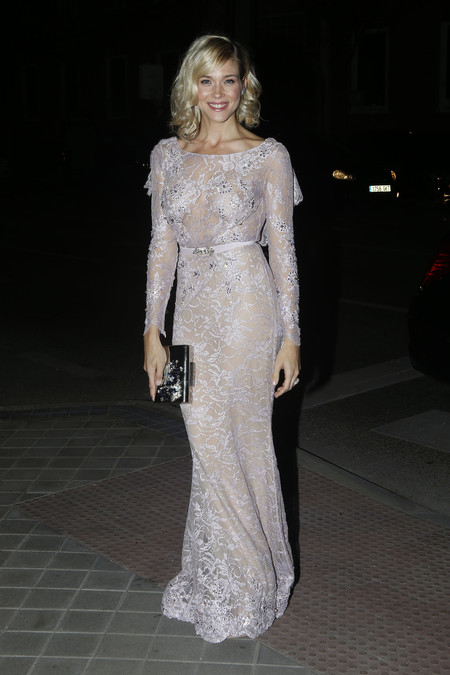 premios feroz alfombra roja look estilismo outfit Patricia Montero