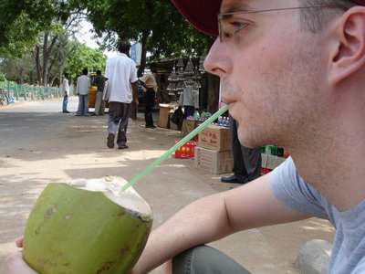 Agua de coco: una bebida isotónica natural