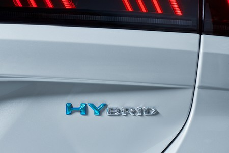 Peugeot 508 Hybrid 2020 8