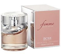 Boss Femme el perfume femenino de Hugo Boss