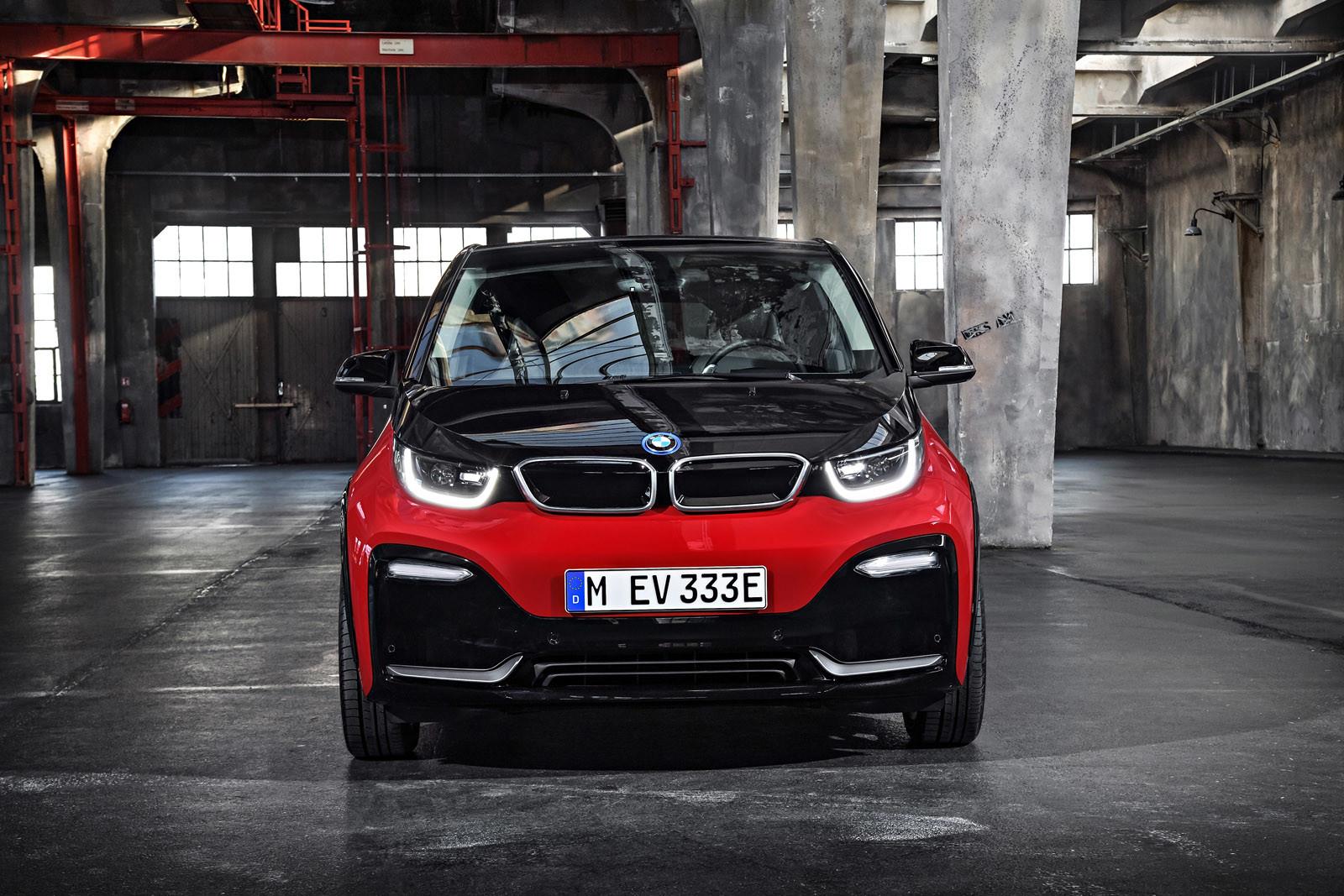 Foto de BMW i3 y i3s 2018 (94/139)
