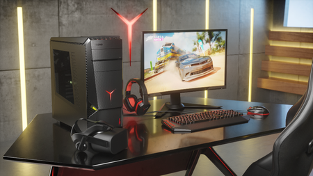 Los nuevos equipos de sobremesa con Windows 10 presentados por Lenovo apuestan por el usuario gamer