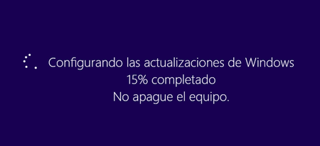 """Cómo solucionar el error """"No se puede completar la actualización o deshacer los cambios"""" en Windows 8"""